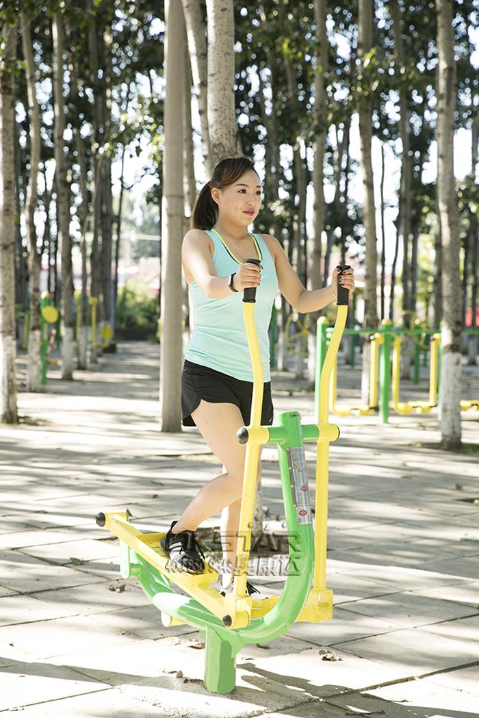 【干货分享】室外健身器材之椭圆机的绝大好处