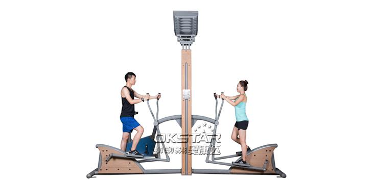 首页 户外健身器材 古典景观器材 椭圆机  产品编号:gf-t07 使用功能